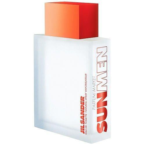 Jil Sander SunMen EDT 75 ml Férfi parfüm