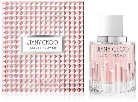 Jimmy Choo Illicit Flower EDT 40 ml Női parfüm