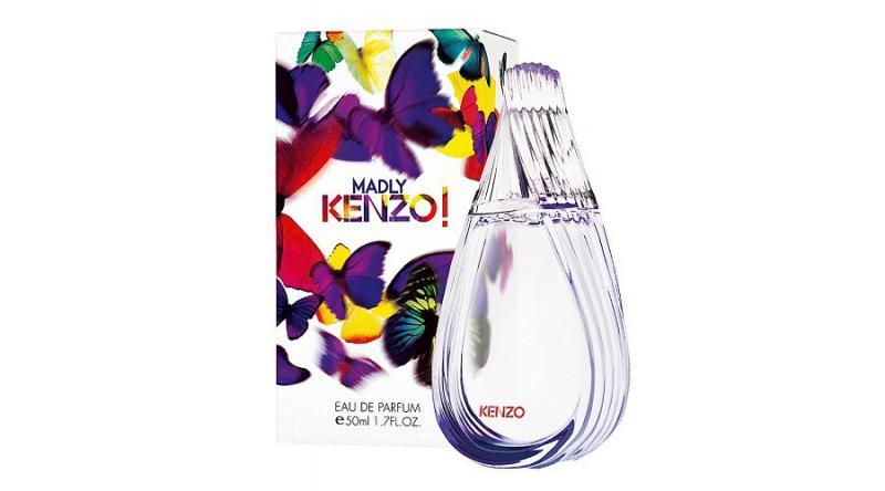 Kenzo Madly 2012 EDP 50 ml Női parfüm
