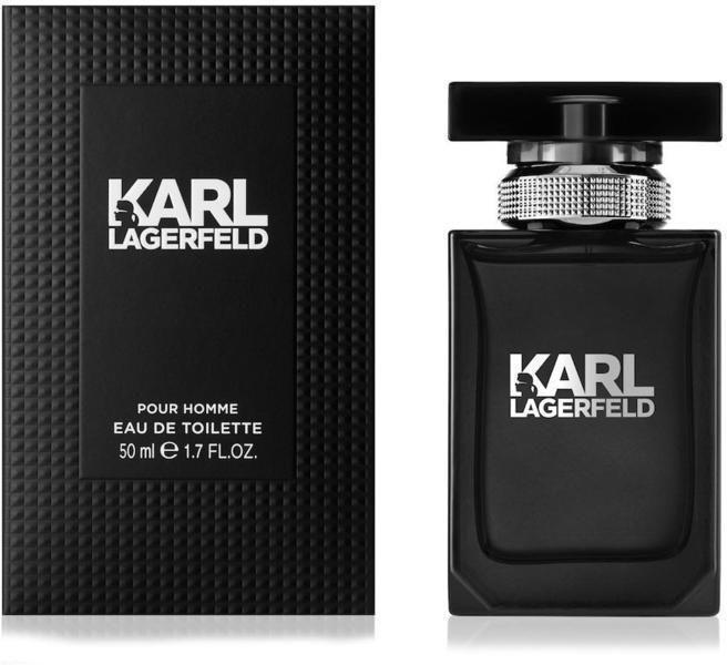 Lagerfeld Karl Lagerfeld pour Homme EDT 50ml Férfi Parfüm