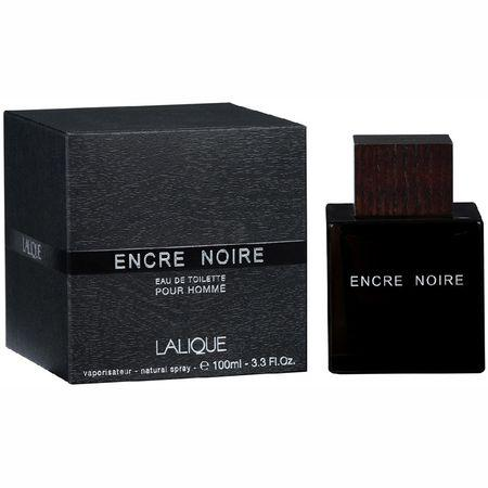 Lalique Encre Noire pour homme EDT 100 ml Férfi Parfüm