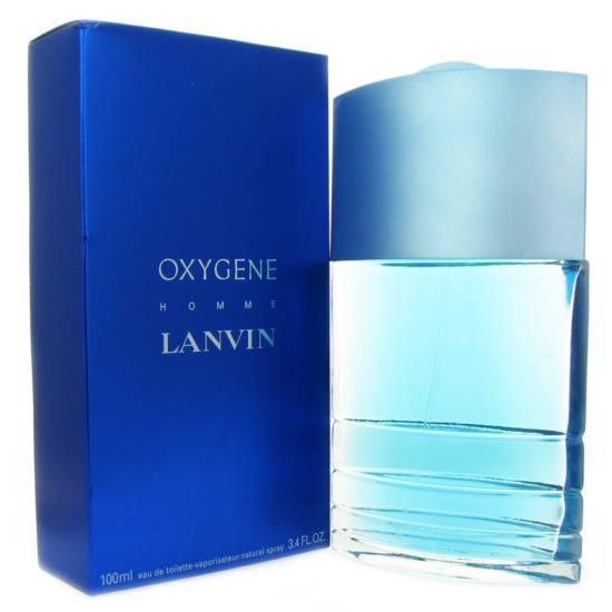 Lanvin Oxygen EDT 100 ml Férfi parfüm