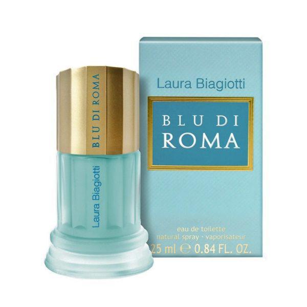 Laura Biagiotti Blu di Roma Donna EDT 50 ml Női parfüm