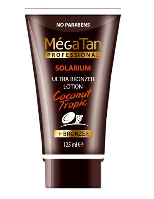 MégaTan Coconut Tropic Bronzing 125 ml