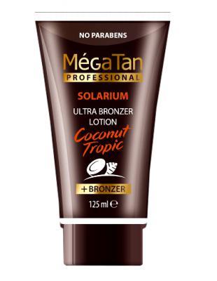 MégaTan Coconut Tropic Bronzing 125 ml