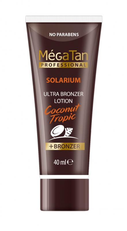 MégaTan Coconut Tropic Bronzing 40 ml