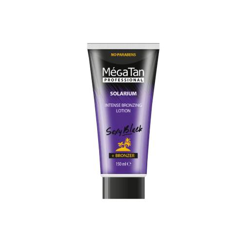 MégaTan Sexy Black Intense Bronzing 150 ml