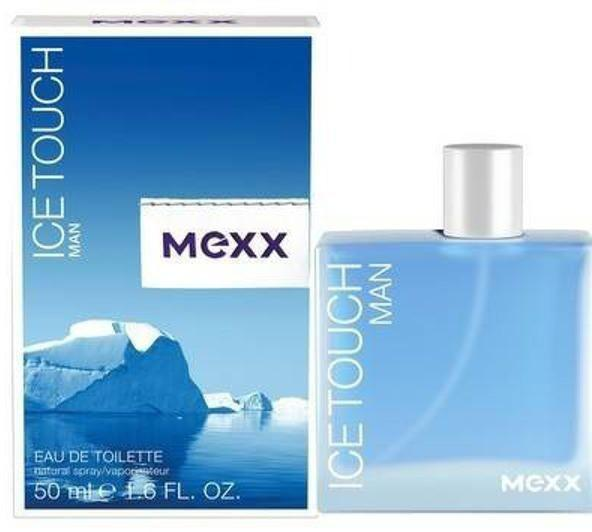 Mexx Ice Touch NEW LOOK EDT 75 ml Férfi parfüm
