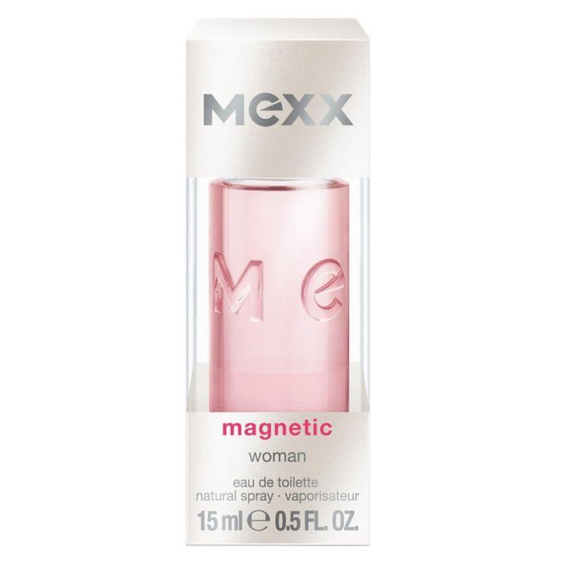 Mexx Magnetic Woman EDT 15 ml Női parfüm
