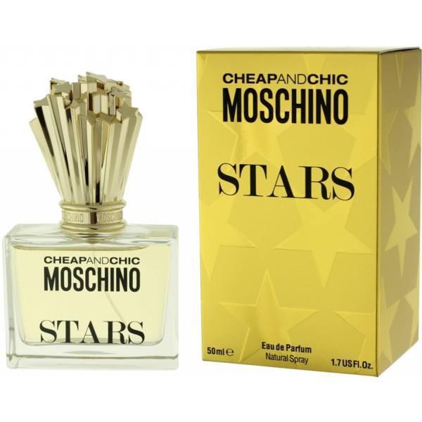 Moschino Cheap and Chic Stars EDP 100 ml Teszter Női parfüm