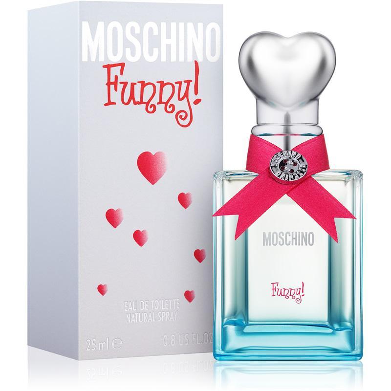 Moschino Funny EDT 100 ml Női parfüm parfüm