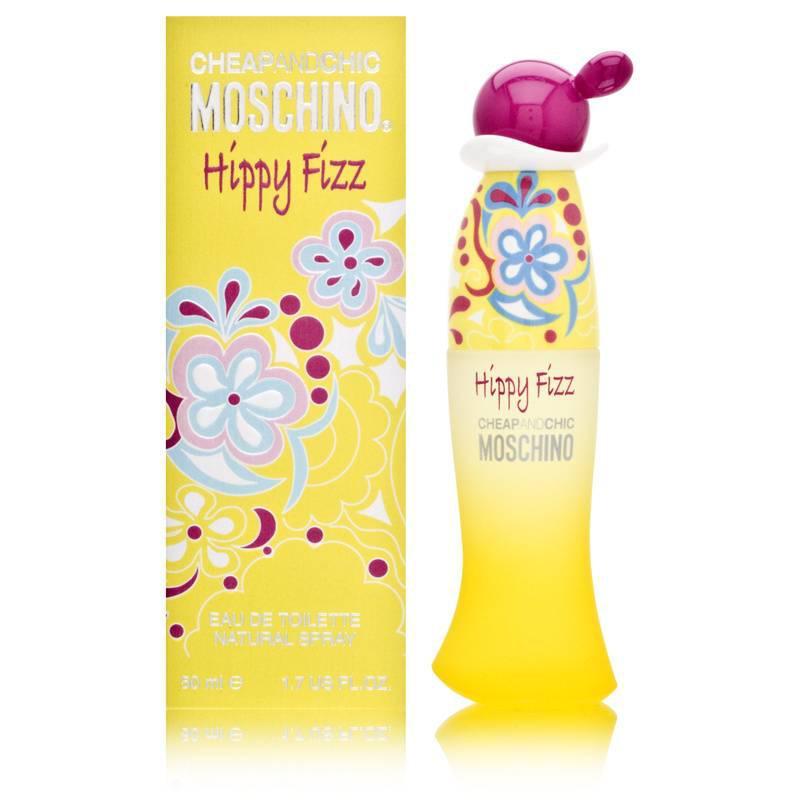 Moschino Hippy Fizz EDT 100 ml Női Teszter parfüm