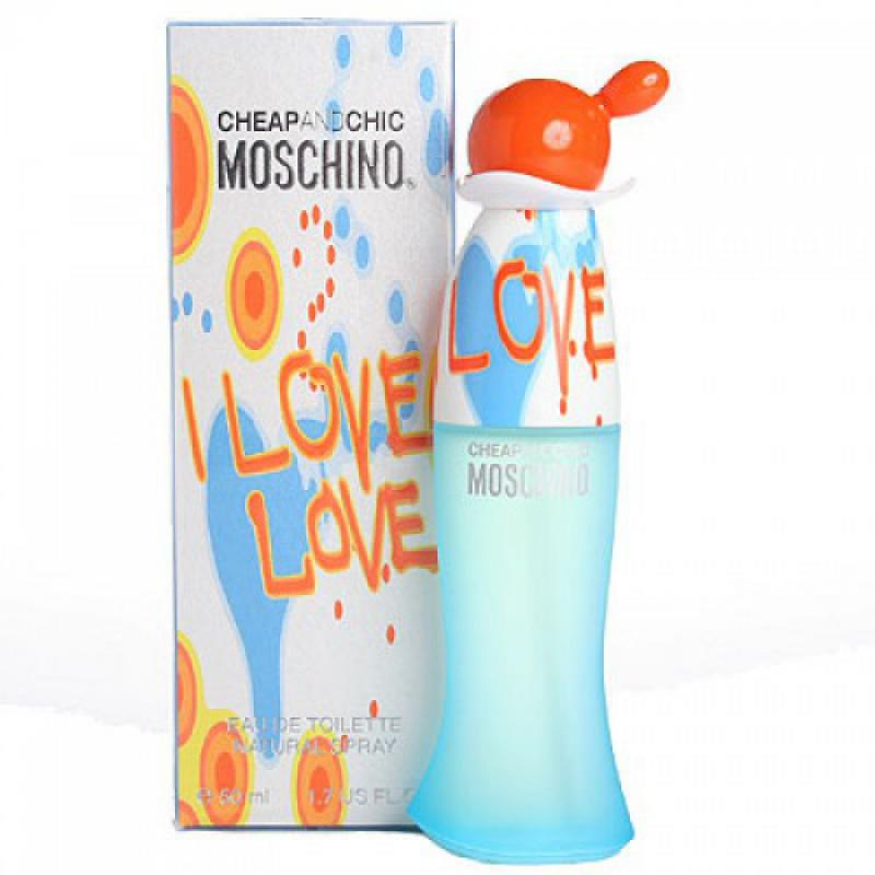 Moschino I Love Love EDT 50 ml Női parfüm