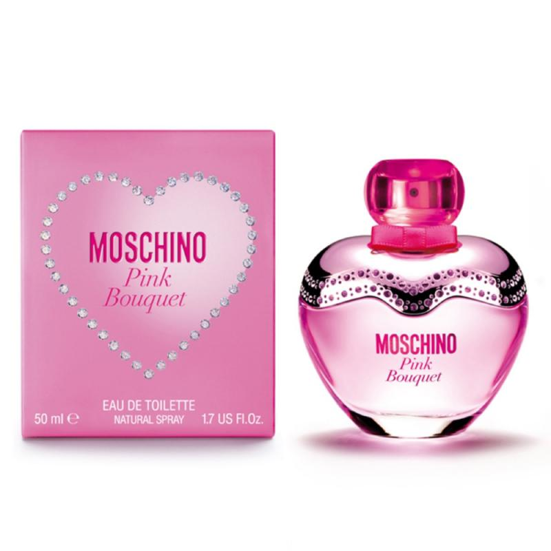 Moschino Pink Bouquet EDT 50 ml Női parfüm