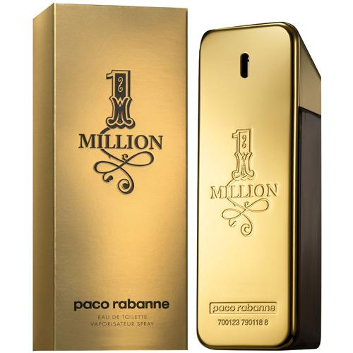 Paco Rabanne 1 Million EDT 50 ml Férfi parfüm