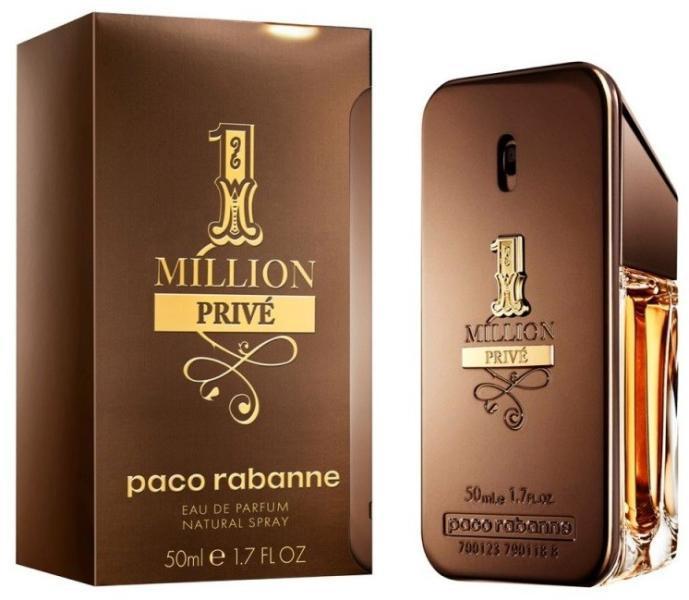 Paco Rabanne 1 Million PRIVE EDP 50 ml Férfi