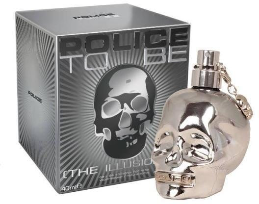 Police Police To Be The Illusionist EDT 40 ml Férfi parfüm