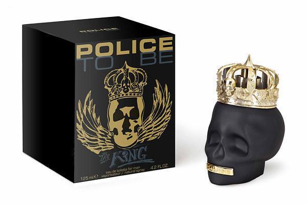 Police Police To Be The King EDT 40 ml Férfi parfüm