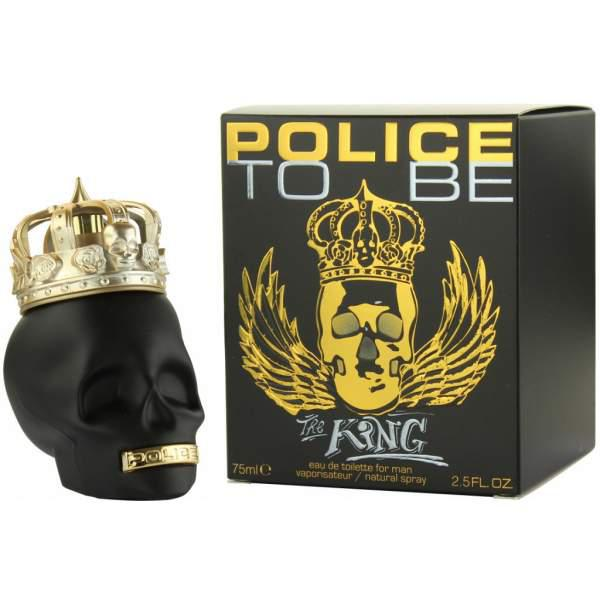 Police Police To Be The King EDT 75 ml Férfi