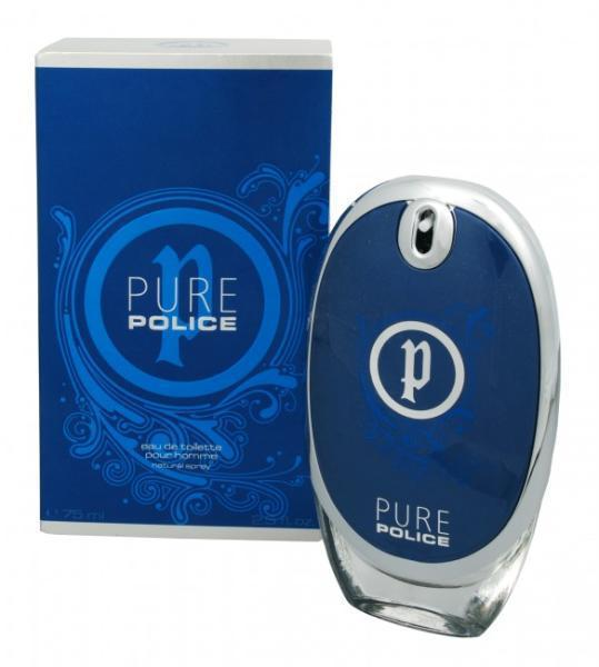 Police Pure Man EDT 50 ml Férfi parfüm