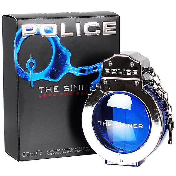 Police The Sinner EDT 100 ml Férfi parfüm