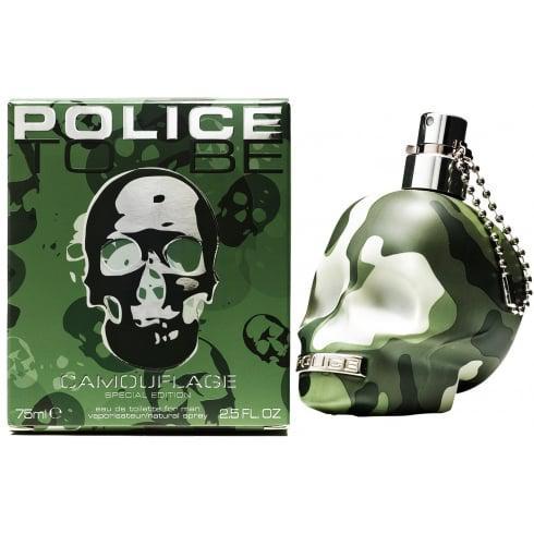 Police To Be Camouflage EDT 75 ml Férfi parfüm