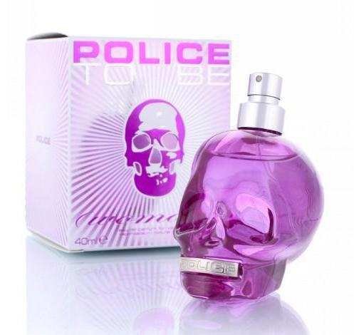 Police To Be for Woman EDP 125ml Női parfüm