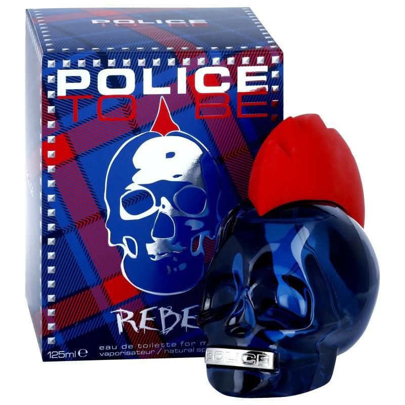 Police To Be Rebel EDT 40 ml Férfi parfüm