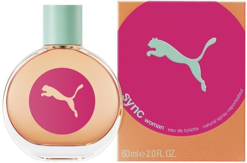 Puma Sync Woman EDT 40 ml Női parfüm
