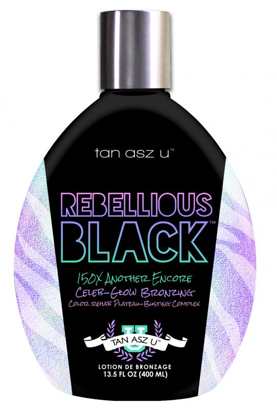 Rebellious Black  150x 400ml