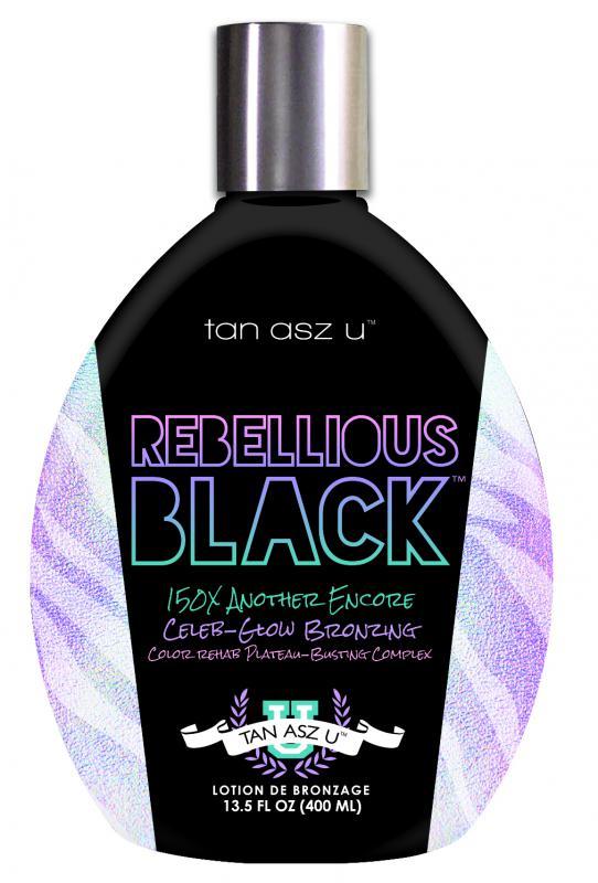 Rebellious Black  150x 400ml