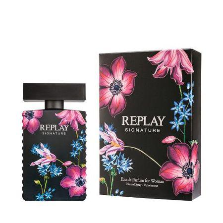 Replay Signature Woman EDP 30ml Női parfüm