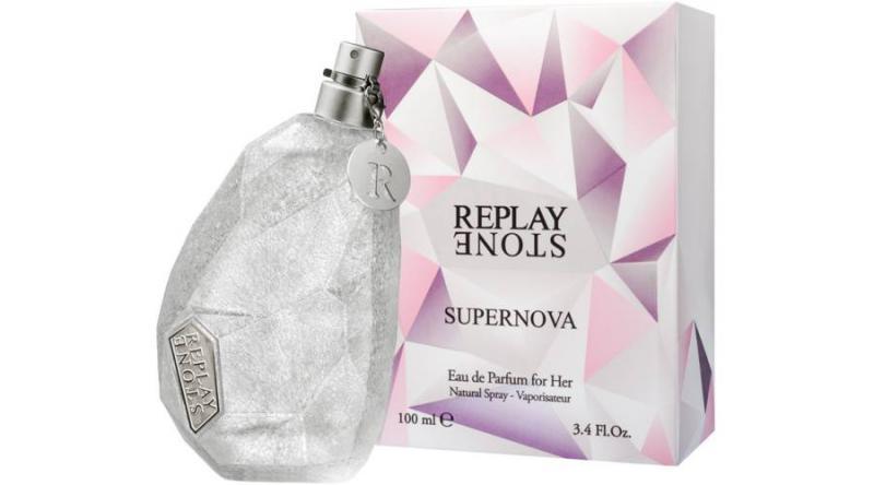 Replay Stone Supernova for Her Eau de Parfum 100ml Női Parfüm