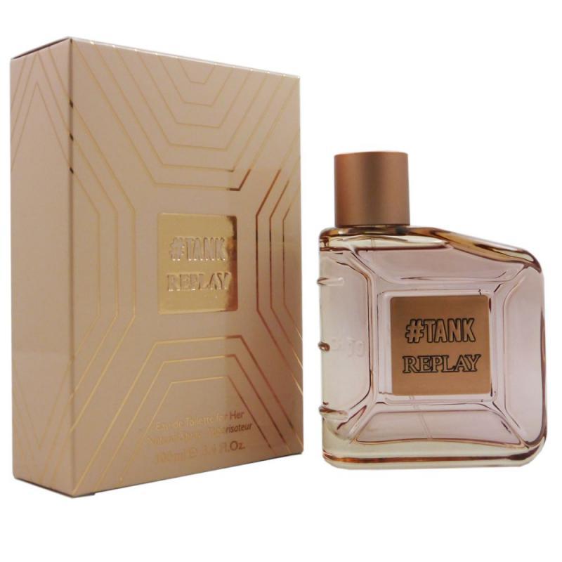 Replay Tank For Her EDT 30ml Női parfüm