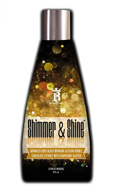 SHIMMER & SHINE 200x 200ml 2018. Új!