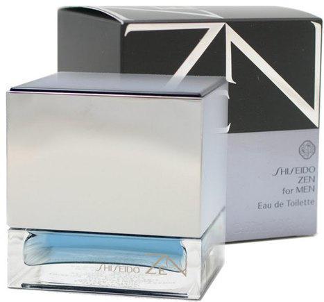 Shiseido Zen EDT 50 ml Férfi parfüm