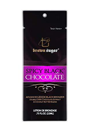 Spicy Black Chocolate 200x 22ml