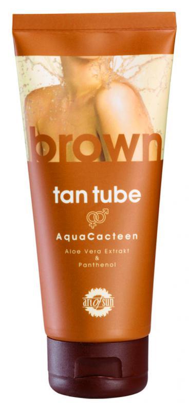 Tan Tube Brown