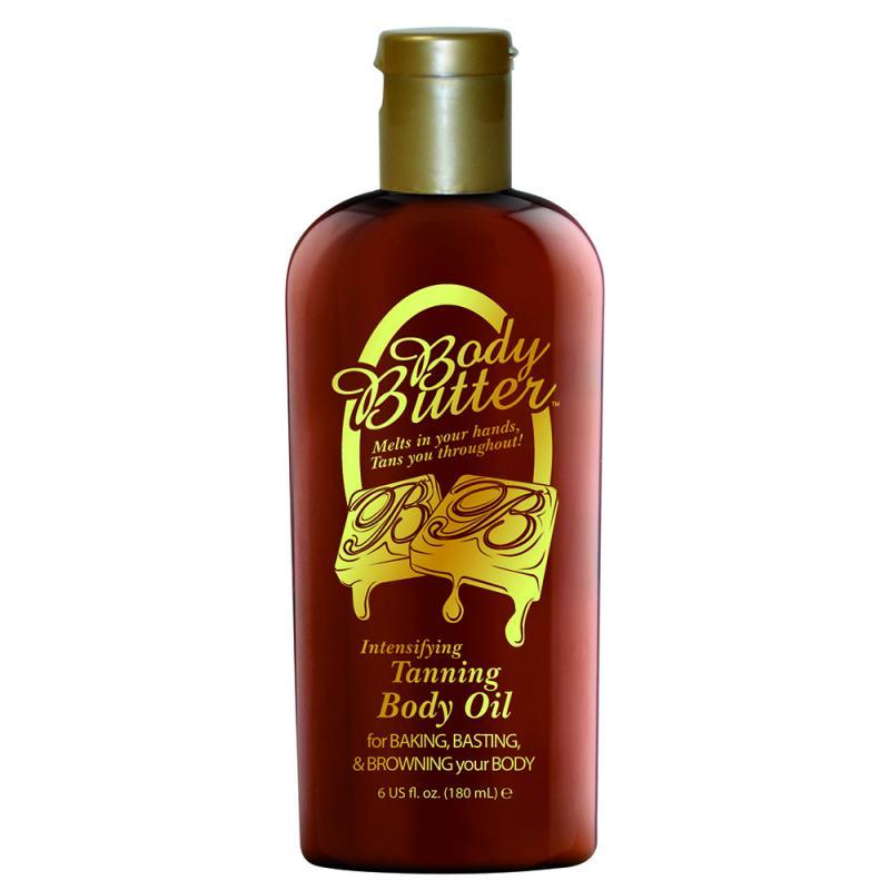 Tanning Body Oil