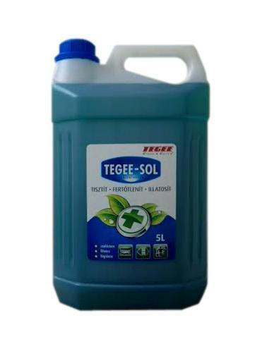 Tegee-Sol 5l szolárium fertőtlenítő