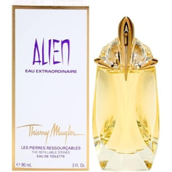 Thierry Mugler Alien EAU EXTRAORDINAIRE Edt 90 ml Női Teszter parfüm