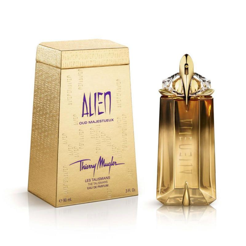 Thierry Mugler Alien Oud Majestueux EDP 90 ml Női parfüm