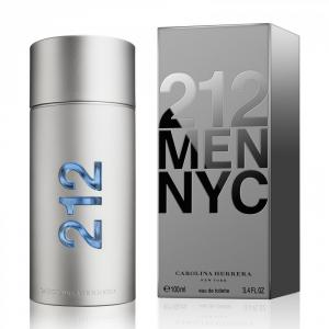 Carolina Herrera 212 Men NYC EDT 100 ml Férfi parfüm