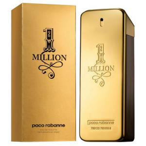 PACO RABANNE 1 MILLION (200ML) - EDT Férfi parfüm