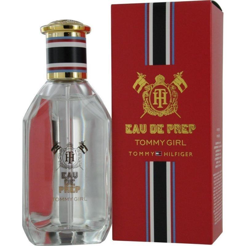 Tommy Hilfiger TOMMY GIRL EAU DE PREP EDT 100 ml Női parfüm