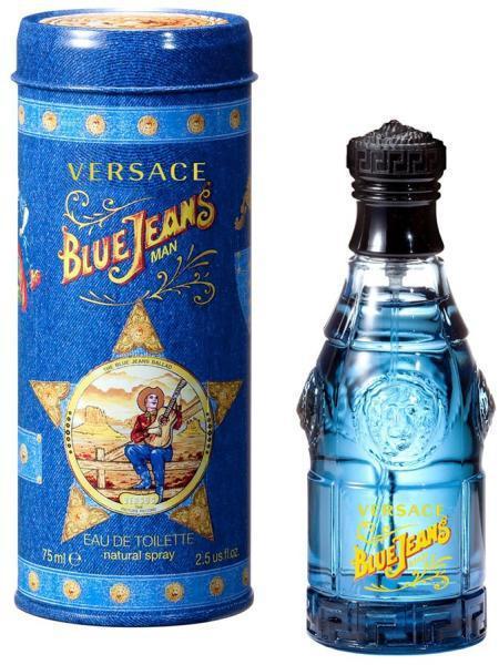 Versace Blue Jeans EDT 75 ml Férfi parfüm