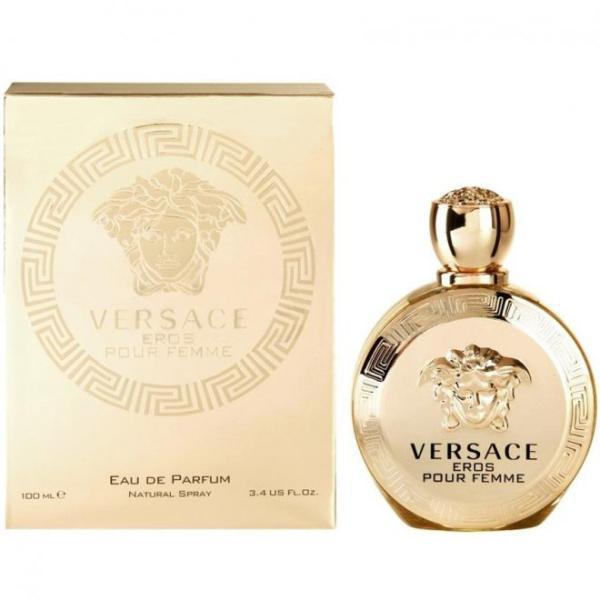 Versace Eros Pour Femme EDP 100 ml Női parfüm