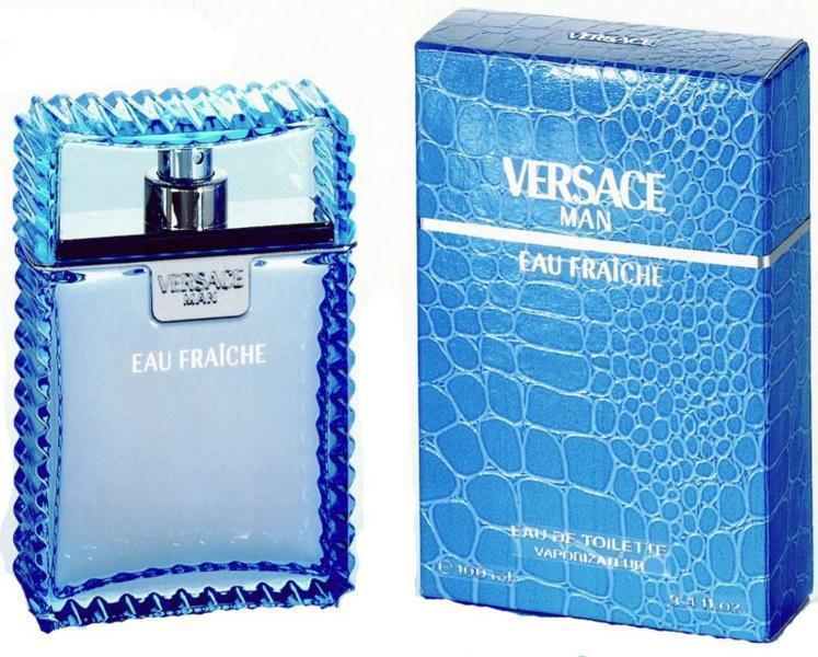 Versace Man Eau Fraiche EDT 100 ml Férfi parfüm
