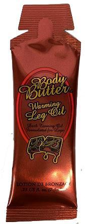 Warming Leg Oil