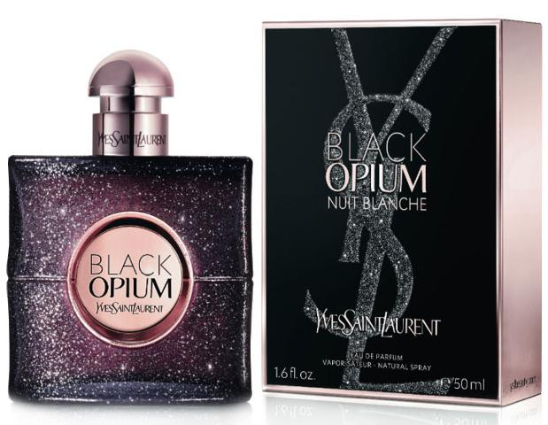 Yves Saint Laurent Black Opium Nuit Blanche EDP 90 ml Női parfüm